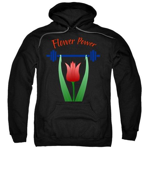 Flower Power Sweatshirt
