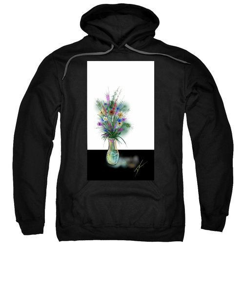 Flower Study One Sweatshirt