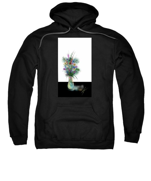 Flower Study One Sweatshirt