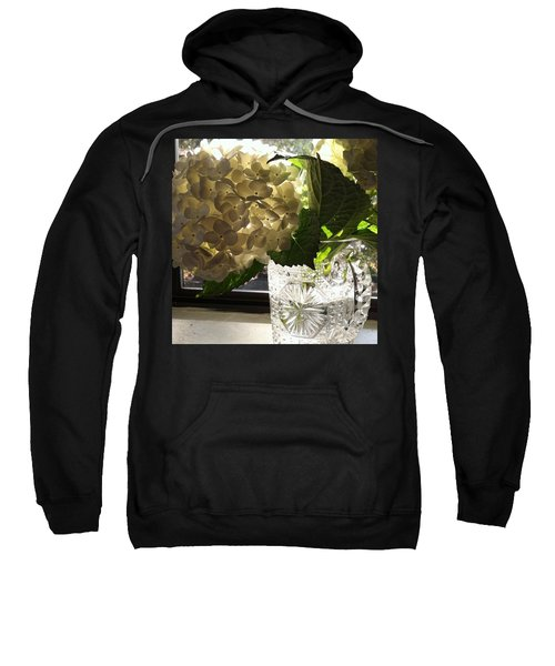 Flowers Always Inspire! Sweatshirt