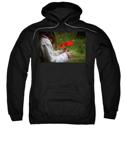 Flowers Sweatshirt