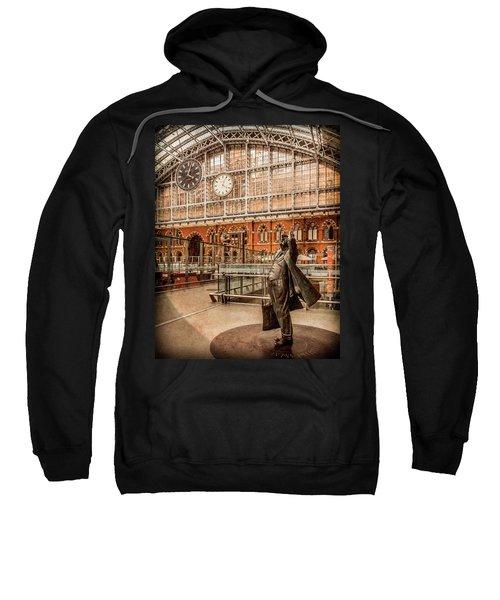 London, England - Flying Time Sweatshirt