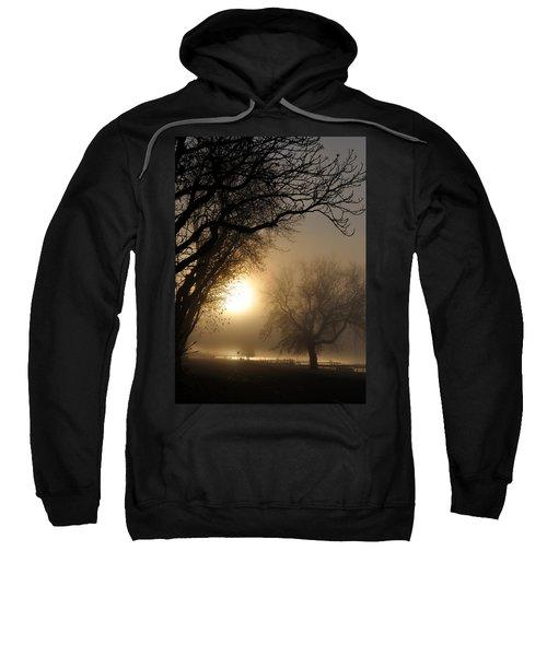 Foggy Morn Sweatshirt
