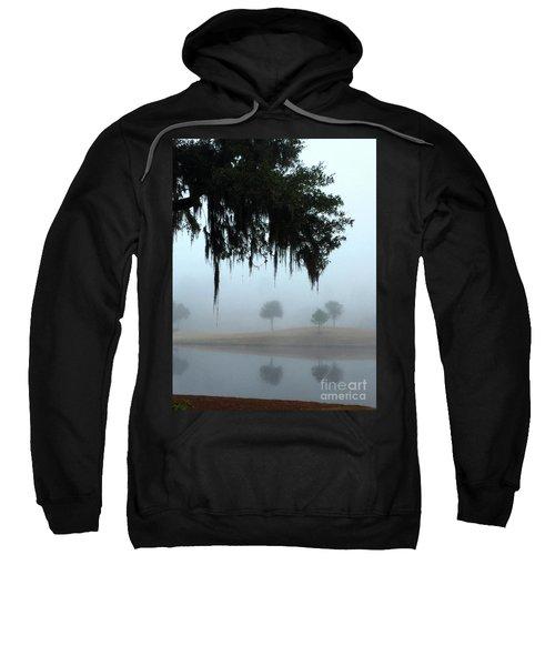 Foggy Morn Reflections Sweatshirt