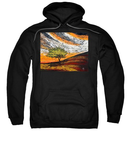 Follow The Clouds Sweatshirt
