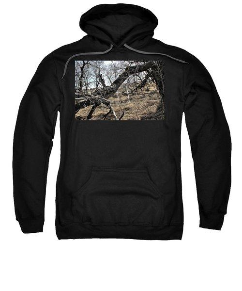 Fone Hill Cemetery  Sweatshirt