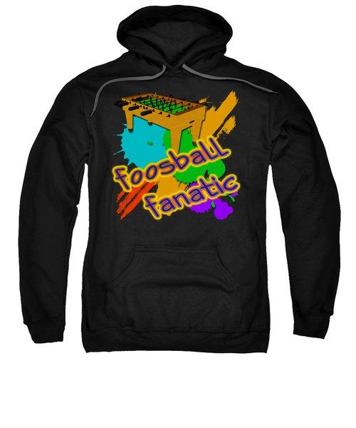 Foosball Fanatic Sweatshirt