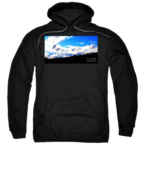 Forest Storm Sweatshirt