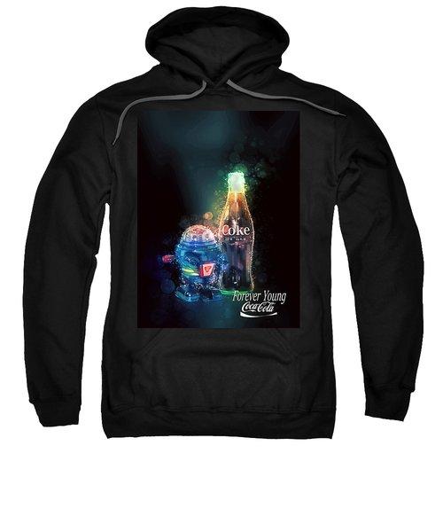 Forever Young Coca-cola Sweatshirt