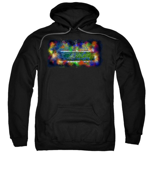 Forgive Brick Tshirt Sweatshirt by Tamara Kulish