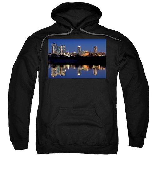 Fort Worth Reflection 41916 Sweatshirt