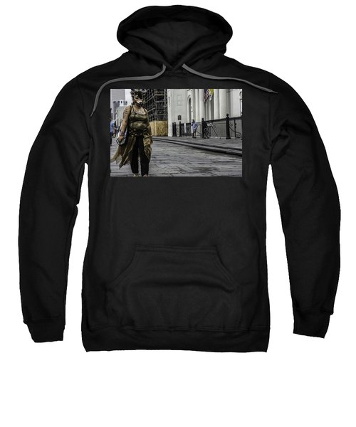Foxy Lady, New Orleans, Louisiana Sweatshirt