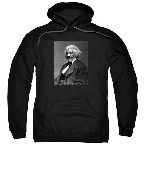Frederick Douglass Photo Sweatshirt