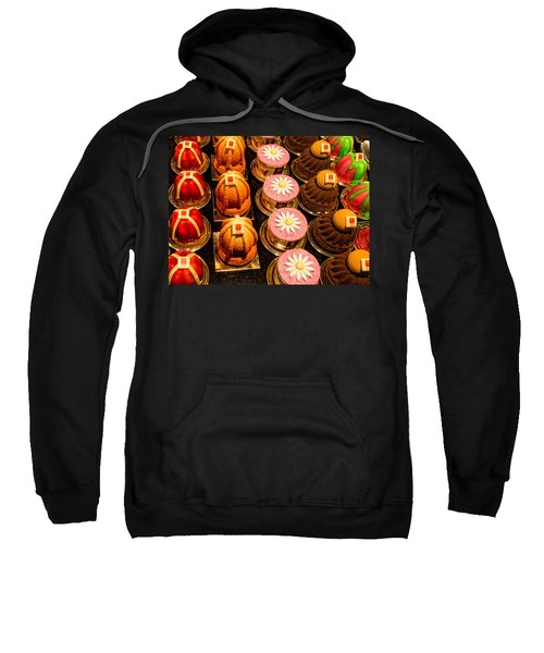 French Pastries In Lyon Sweatshirt