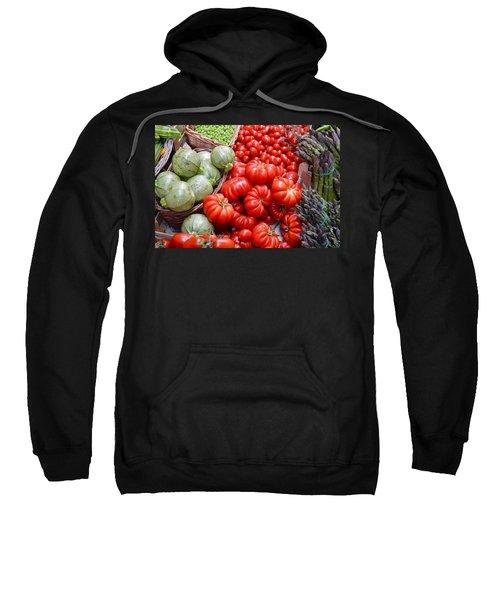 Fresh Vegetables Sweatshirt