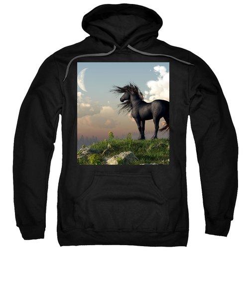 Friesian Moon Sweatshirt