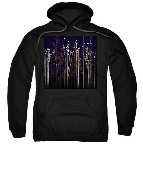 From The Grass We Creep Sweatshirt by Nick Heap
