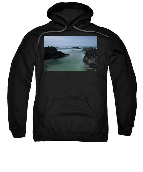 From The Top Of A Rock Sweatshirt