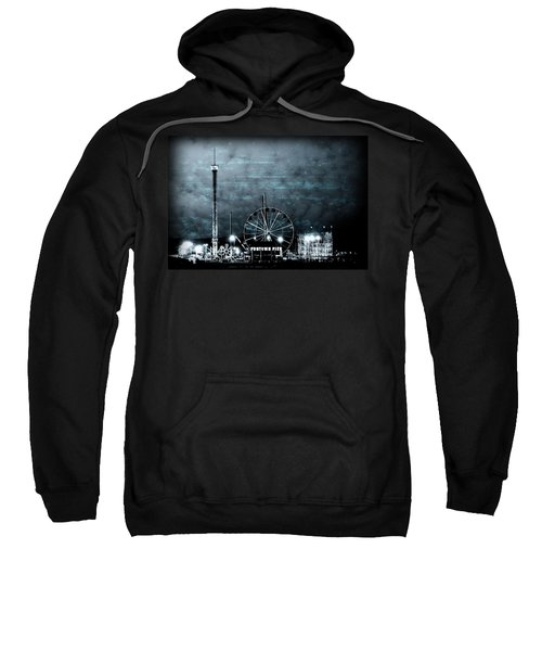 Fun In The Dark - Jersey Shore Sweatshirt