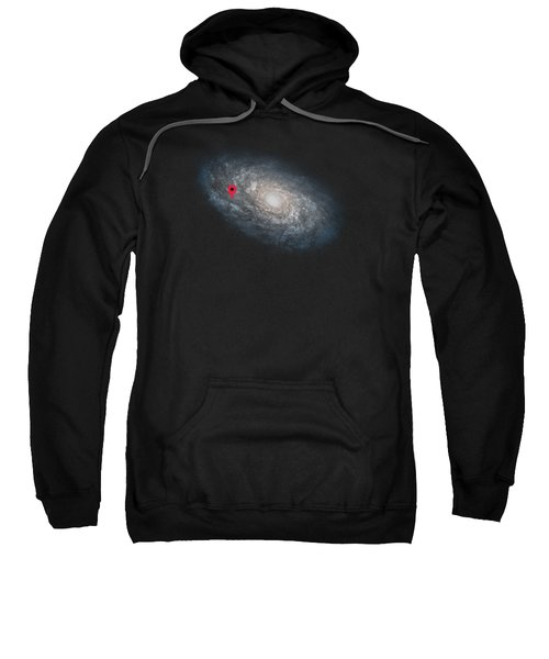 Funny Astronomy Universe  Nerd Geek Humor Sweatshirt