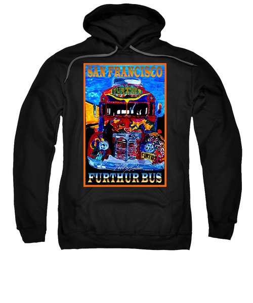 50th Anniversary Further Bus Tour Sweatshirt