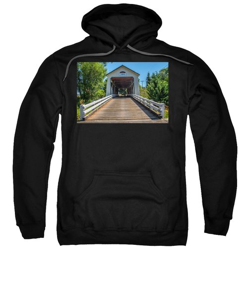 Gallon House Covered Bridge Sweatshirt