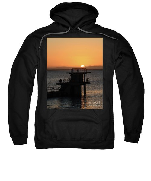 Galway Bay Sunrise Sweatshirt