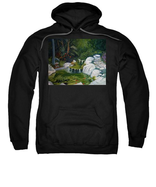 Garden Retreat Sweatshirt