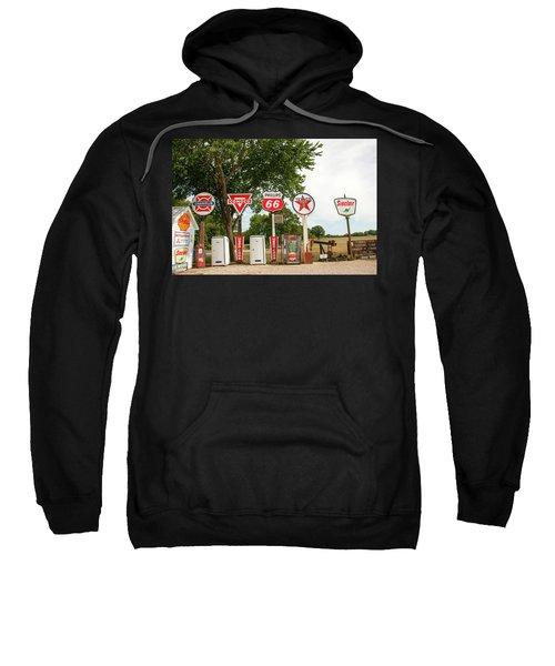 Gas Signage Sweatshirt