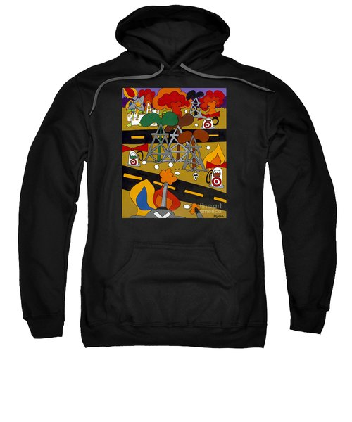Gas Wars Sweatshirt