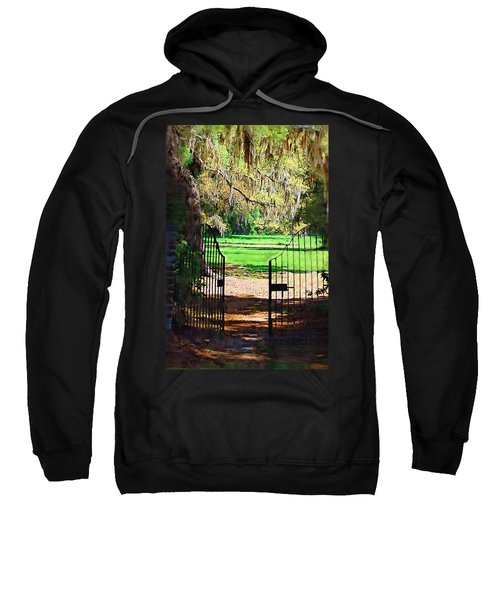 Gate To Heaven Sweatshirt