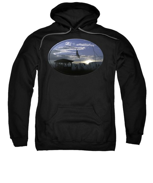 Gazebo In The Dunes Sweatshirt