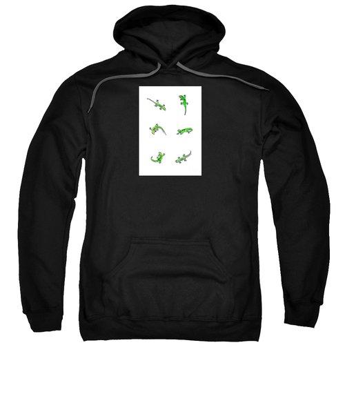Gecko Play Sweatshirt