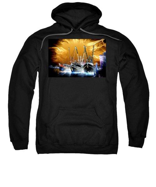 Georgetown Fantasy Shrimpers Sweatshirt
