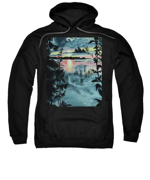 Georgian Bay Sunset Sweatshirt