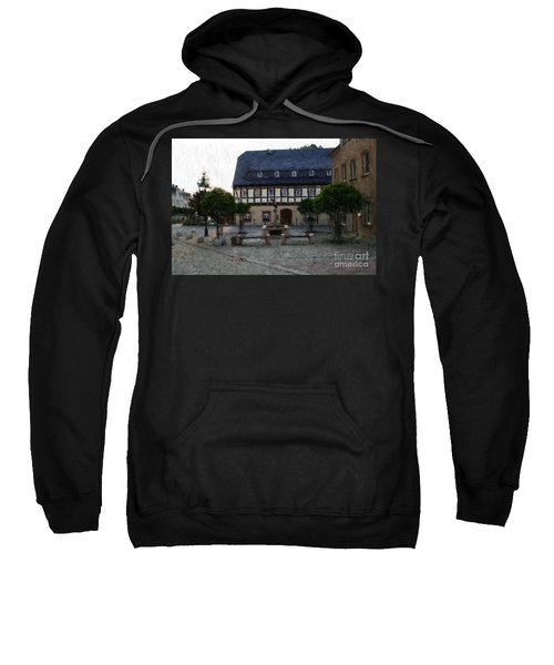 German Town Square Sweatshirt