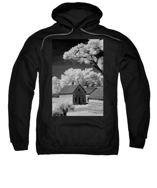 Ghost Town Bannack, Mt  Sweatshirt