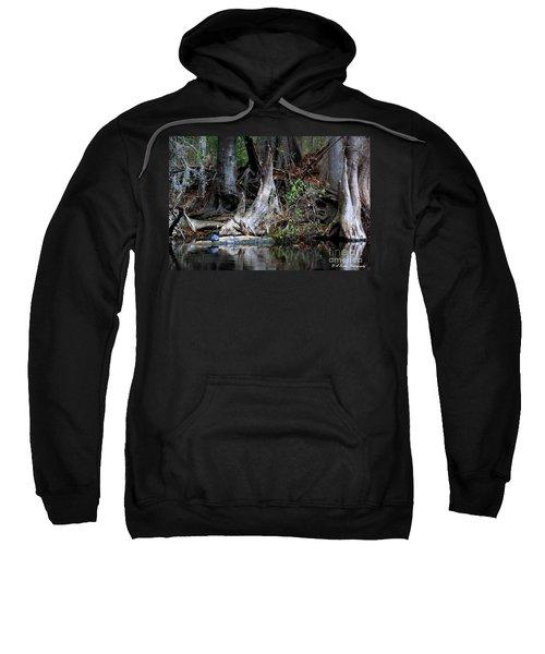 Giant Cypress Knees Sweatshirt