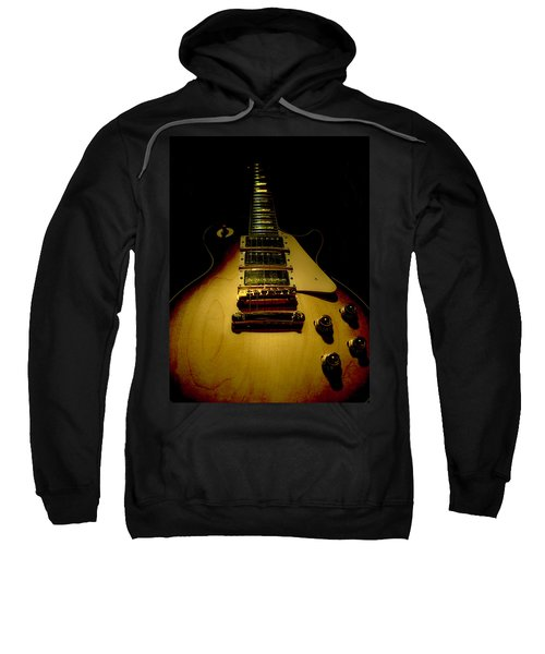 Guitar Triple Pickups Spotlight Series Sweatshirt