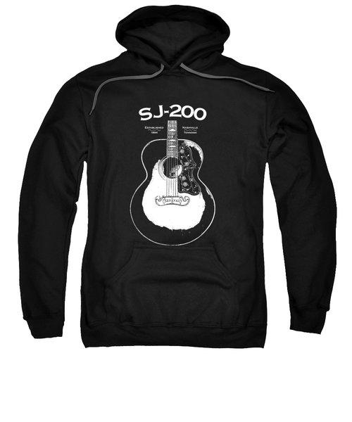 Gibson Sj-200 1948 Sweatshirt