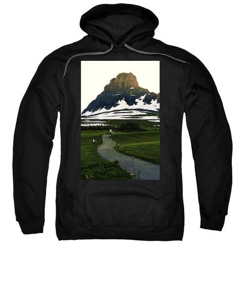 Glacier National Park 8 Sweatshirt