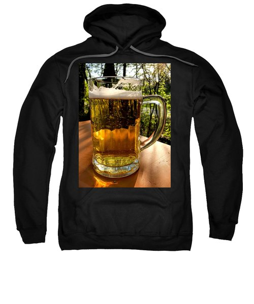 Glass Of Beer Sweatshirt