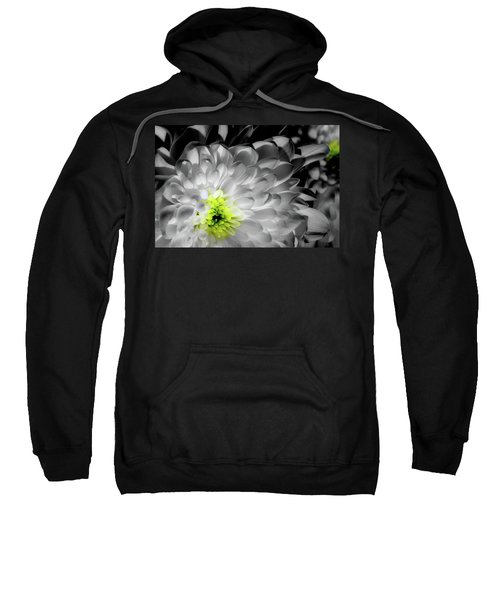 Glowing Heart Sweatshirt