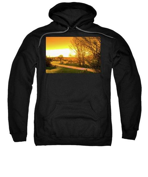 Glowing Sunset Sweatshirt