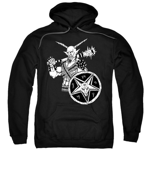 Goatlord Black Sweatshirt