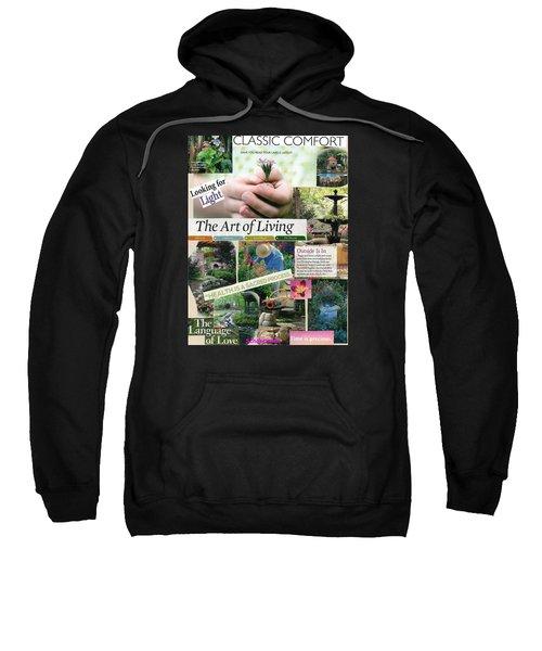 God's Garden Of Love Sweatshirt