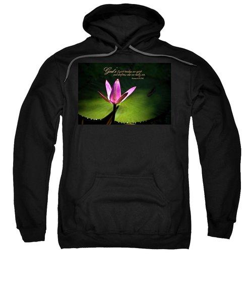 God's Spirit Sweatshirt