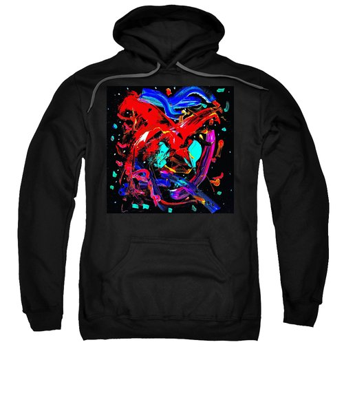 Living Heart Sweatshirt