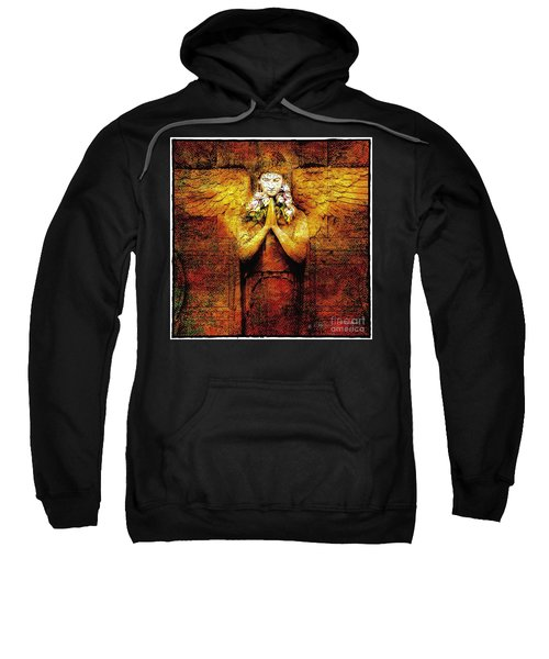Golden Angel Sweatshirt