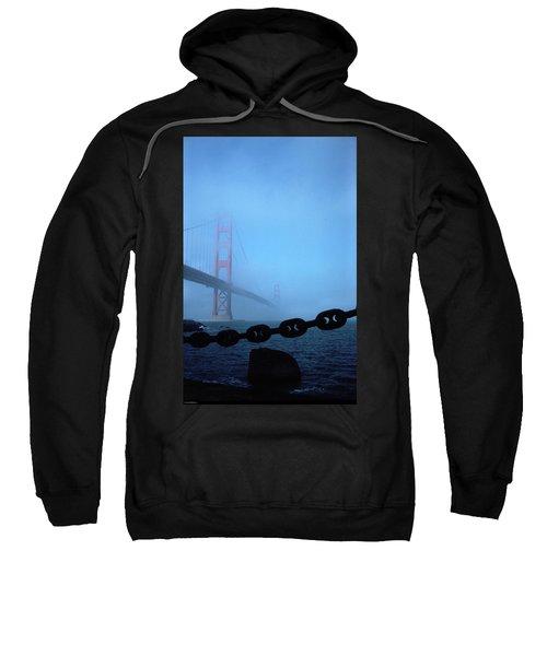 Golden Gate Bridge From Fort Point Sweatshirt